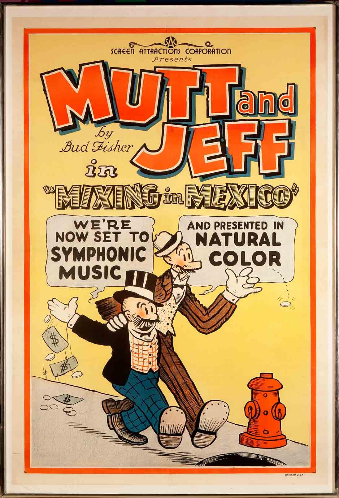 MUTT & JEFF The Mel Birnkrant Collection