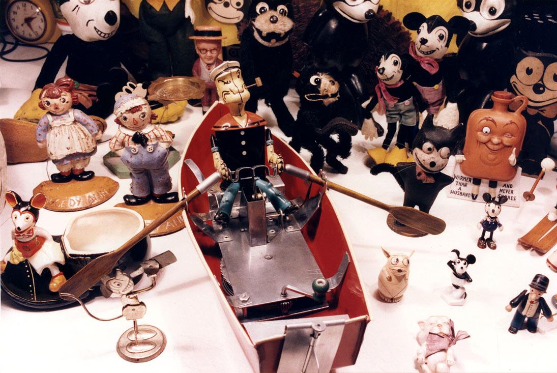 trickfilm figur popey original